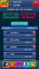 Wer fleißig Freunde addet kann zusätzlich Klicks, Abonnenten und Co. als Geschenke erhalten. (Credits: Screenshot)